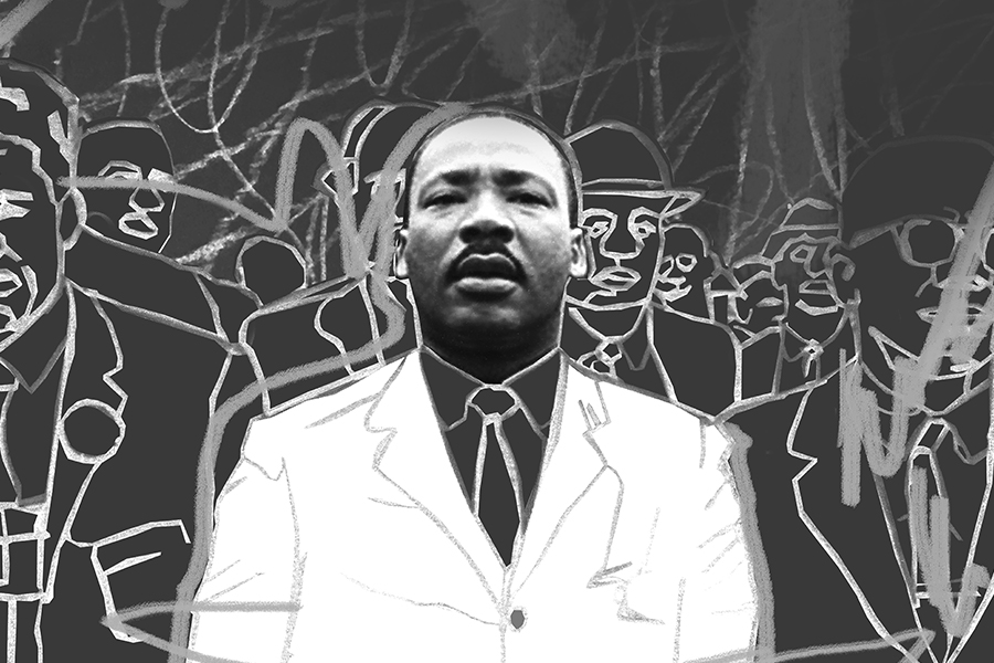 How the world is proving Martin Luther King right about nonviolence